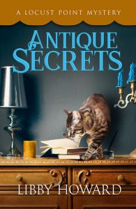 Book Cover: Antique Secrets