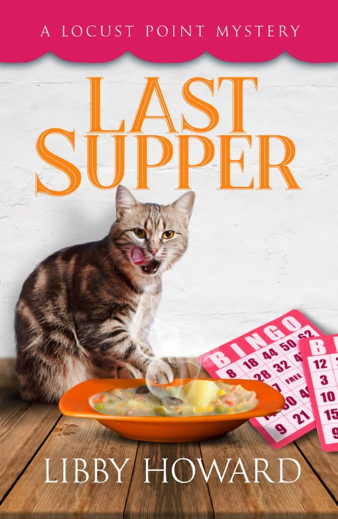 Book Cover: Last Supper
