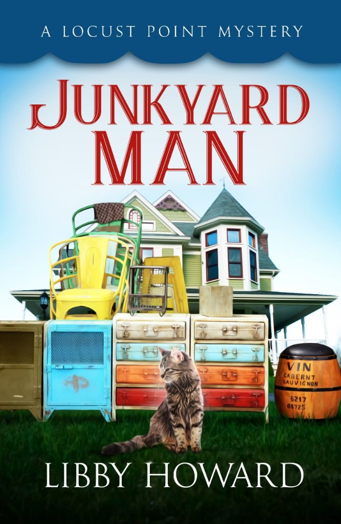 Book Cover: Junkyard Man