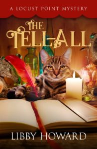 Book Cover: The Tell All